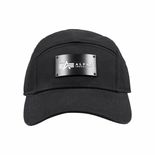 čepice 5 Panel Cap black