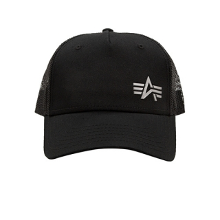 čepice Trucker Cap Small Logo black