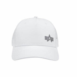 čepice Trucker Cap Small Logo white