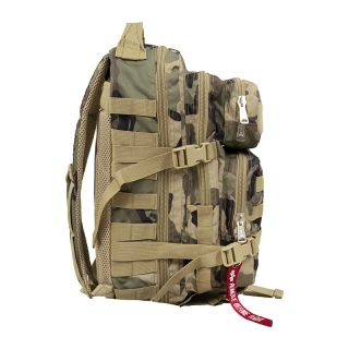 batoh Tactical Backpack wdl camo 65